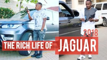 RICH & FABULOUS life of JAGUAR - Kenya's Richest Musician now MP