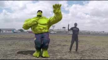 Collo x Bruz Newton Bazokizo  dance challenge #collochallenge with hulk