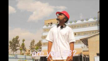 VISIX AND COLLO-ARE U 18 lyrics on screen 2012[KENYAN]