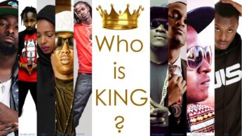 all the diss tracks from various top rap artistes for 'Who Is King' competition